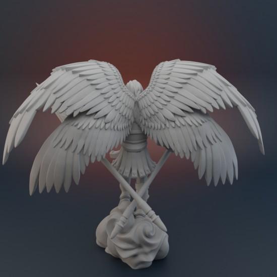 Azazel, Fallen Angel