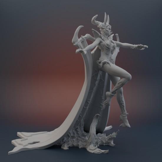 Lilith - The Dark Maiden