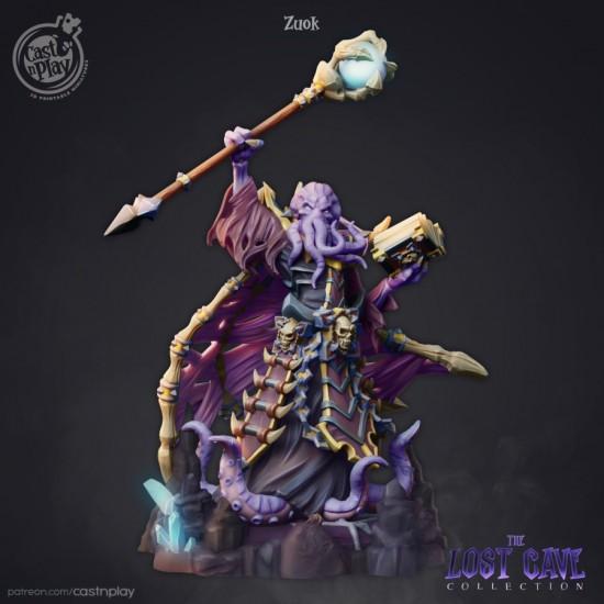 Zouk, Illithid Master Mage
